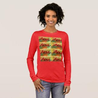 Painted Stove Pipe Cactus Women's Tee Shirt