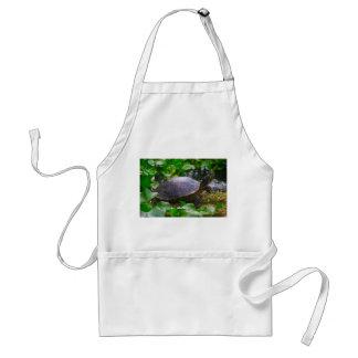 Painted Turtle Adult Apron