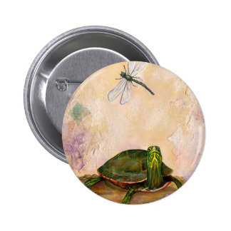 Painted Turtle Pin