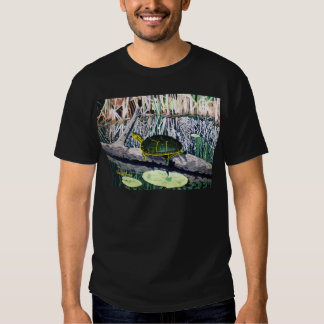 Painted Turtle T Shirts