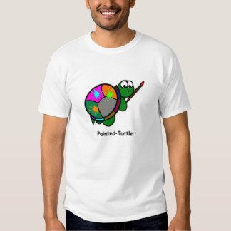 Painted-Turtle Tee Shirts