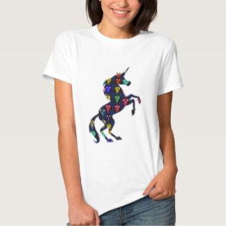 Painted UNICORN horse fairytale navinJOSHI NVN100 Tees