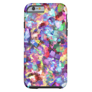 Painted Wall Tough iPhone 6 Case