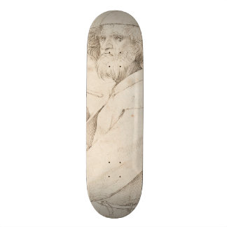Painter and Connoisseur by Pieter Bruegel Skate Boards