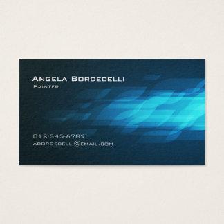 Painter Business Card Flashback