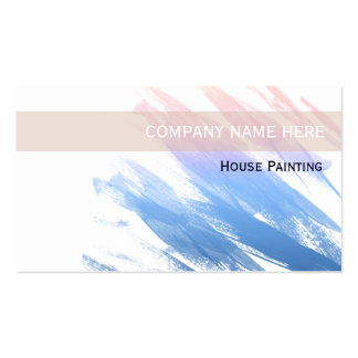 Painter Business Cards