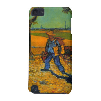 painter by Vincent van Gogh iPod Touch 5G Cases