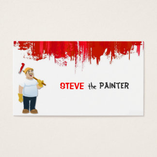 Zazzle painting business cards image collections card design and house painting business cards images business card template zazzle painting business cards choice image card design reheart Choice Image