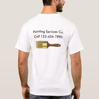 Painter Service Work Shirts