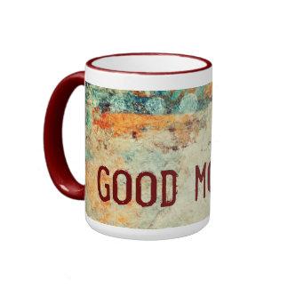 Painterly Abstract Coffee Mug