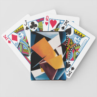 Painterly Architectonic by Lyubov Popova Card Deck