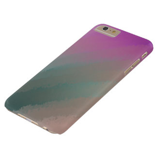 Painterly Barely There iPhone 6 Plus Case