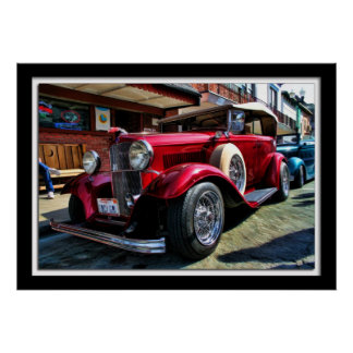 Painterly Classic Poster