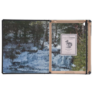 Painterly Forrest iPad Cover