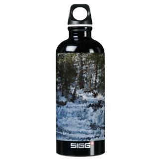 Painterly Forrest SIGG Traveller 0.6L Water Bottle