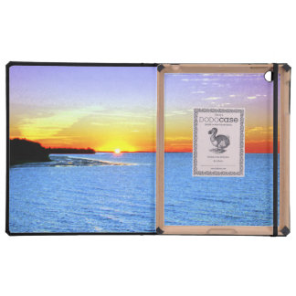 Painterly Sunset Cases For iPad