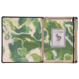 Painterly Texture TPD iPad Folio Cover