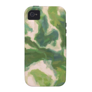 Painterly Texture TPD Vibe iPhone 4 Case
