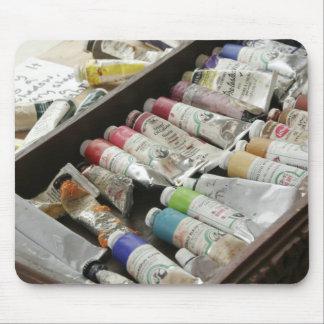 Painter's Box Mouse Pad
