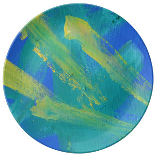 Painting 73 Wish Upon a Star Porcelain Plate