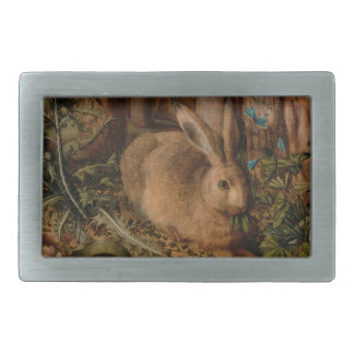 Painting for Rabbit Year 2023 Belt Buckle
