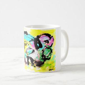Painting Hanekip Dennis Epke sulks Coffee Mug