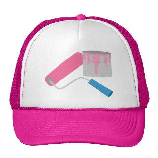 Painting Mesh Hats
