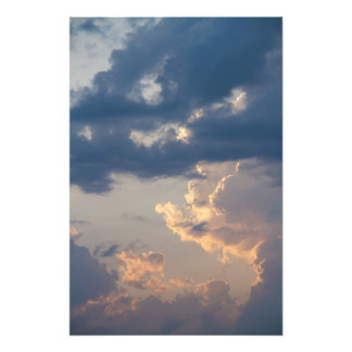 Painting in the Sky II (Size L) Photo Print