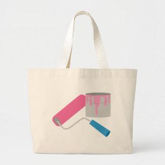 Painting Jumbo Tote Bag