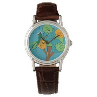 Painting Mantis Watch