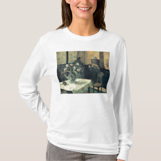 Painting of an Interior at Rue Carcel - 1881 T-Shirt