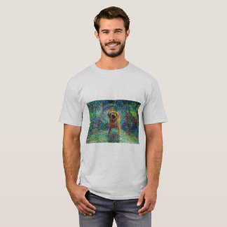 painting of dog T-Shirt
