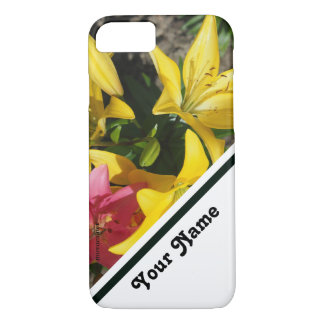 Painting of flowers iPhone 8/7 case