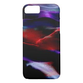 Painting sand dunes acrylic iPhone 7 case