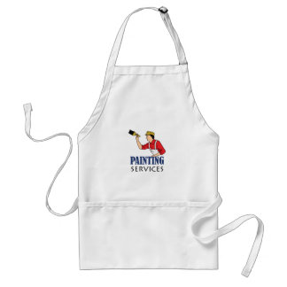 PAINTING SERVICES STANDARD APRON