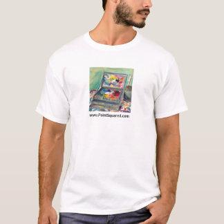 Painting Shirt • Paint Box • Elizabeth Fraser