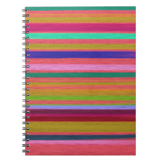 Painting Spiral Note Book