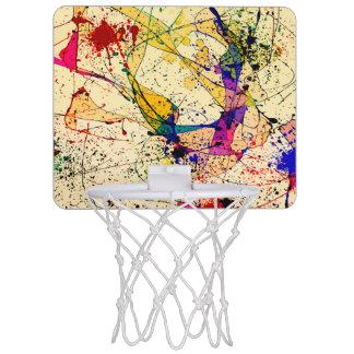 Paints Mini Basketball Goal Mini Basketball Hoop
