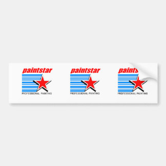 Paintstar 3 in 1 Sticker
