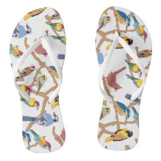Pair of Birds Thongs