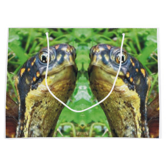 Pair of Box Turtle Friends Gift Bag