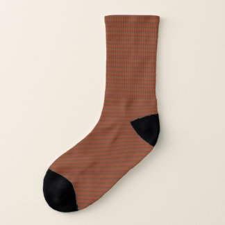 Pair of comfy-stretch crew socks 1