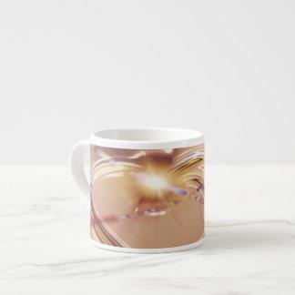 Pair of Coppery Hearts Espresso Mug