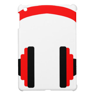 Pair Of Headphones Cover For The iPad Mini