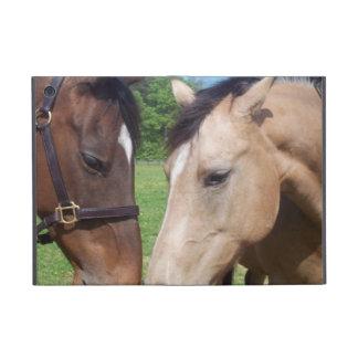 Pair of Horses iPad Mini Covers