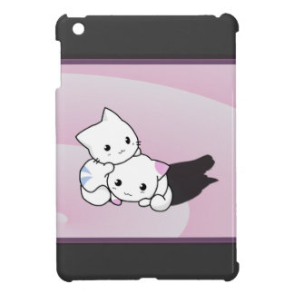 Pair of Kittens Case For The iPad Mini