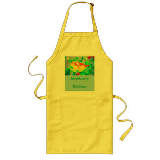 Pair of Pears Long Apron