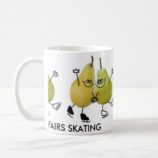 Pairs Figure Skating Mug