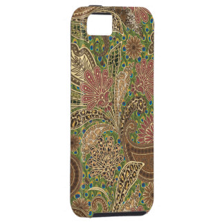 Paisley Animal Print iPhone 5 Cover
