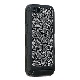 Paisley B&W iPhone 5/5S ATLAS ID Case Incipio ATLAS ID™ iPhone 5 Case